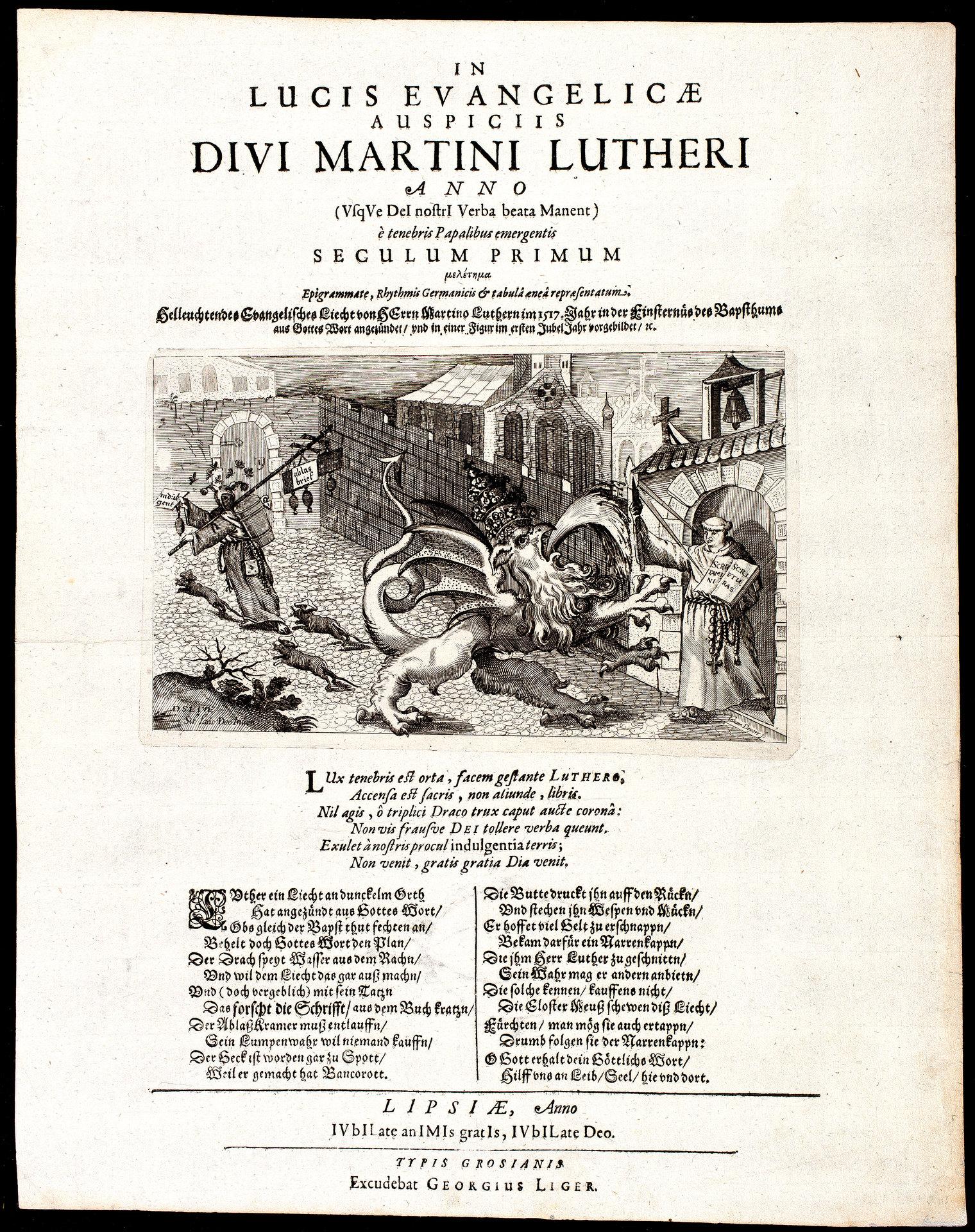 In Lucis Evangelicae