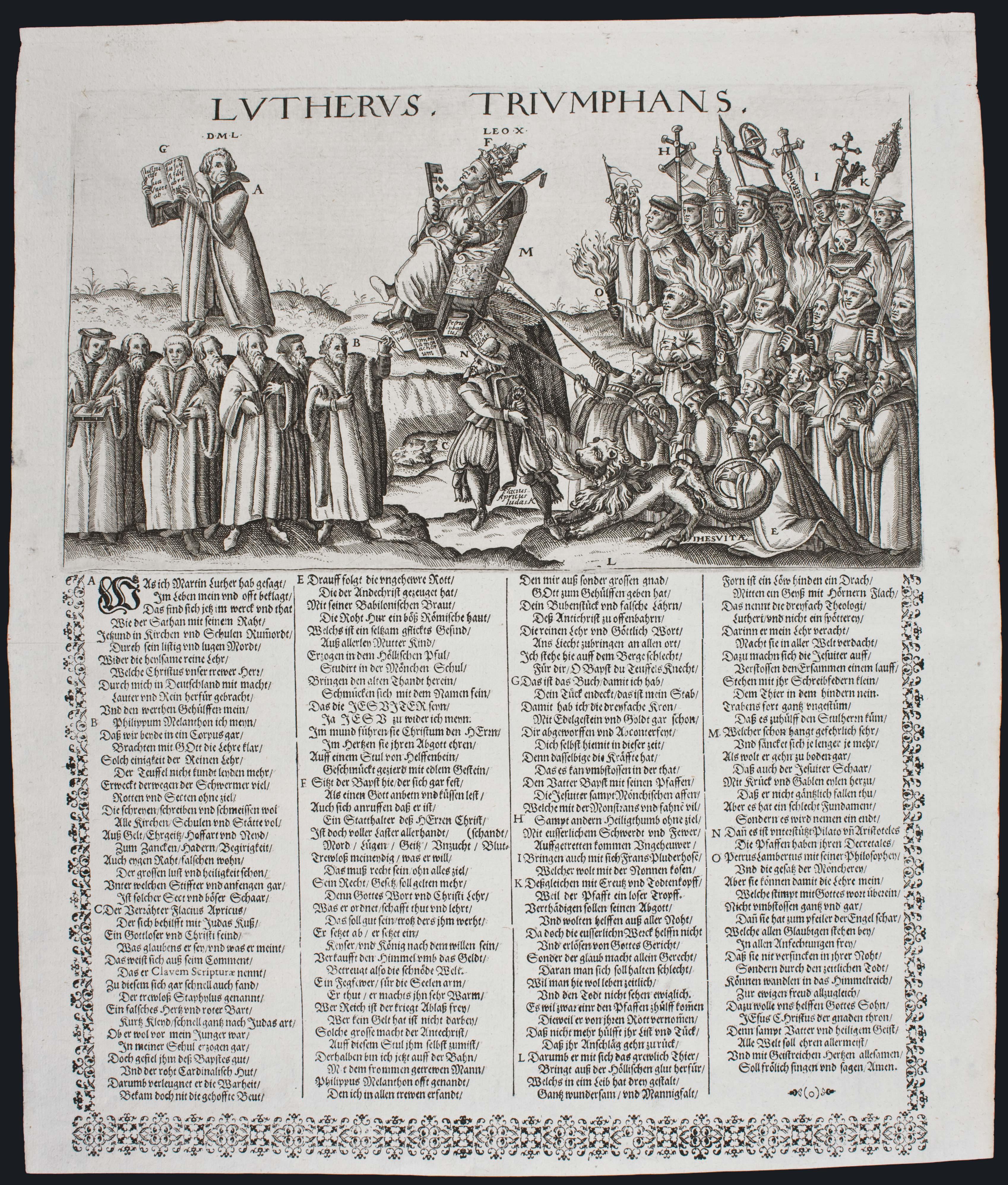 Lutherus Triumphans