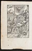 Luther als Evangelist Matthäus