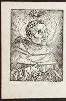 Martin Luther als Augustinermönch